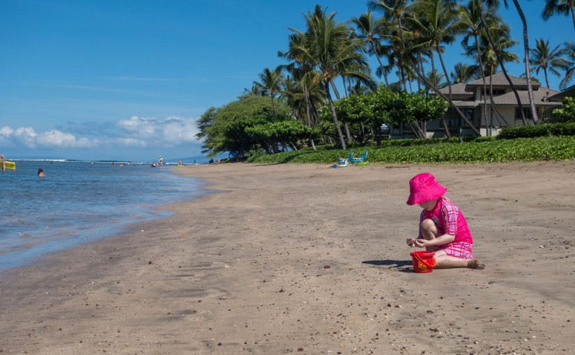Baby Beach on Maui (Lahaina)