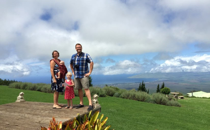 Maui With Kids: The Lavender Farm